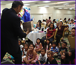 Mr O Party Entertainment Hawaii