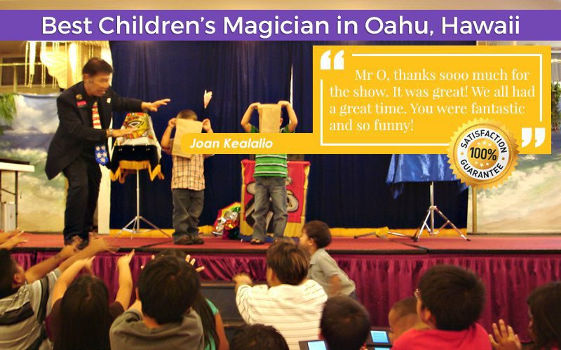 Family Magic Hawaii